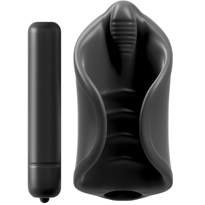 PDX ELITE VIBRATING SILICONE STIMULATOR