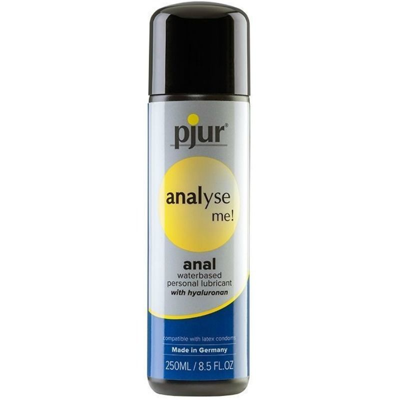 PJUR ANALYSE ME COMFORT WATER ANAL GLIDE 250 ML
