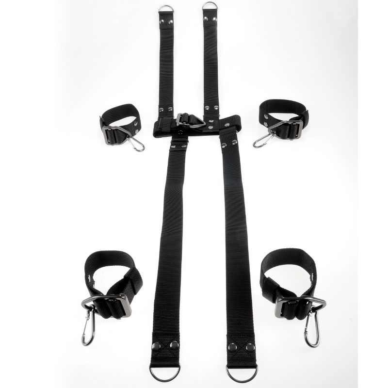 SIR RICHARDS – COMMAND – HOGTIE AND COLLAR SET