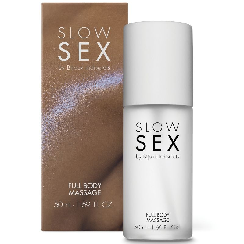 SLOW SEX FULL BODY MASSAGE 50 ML