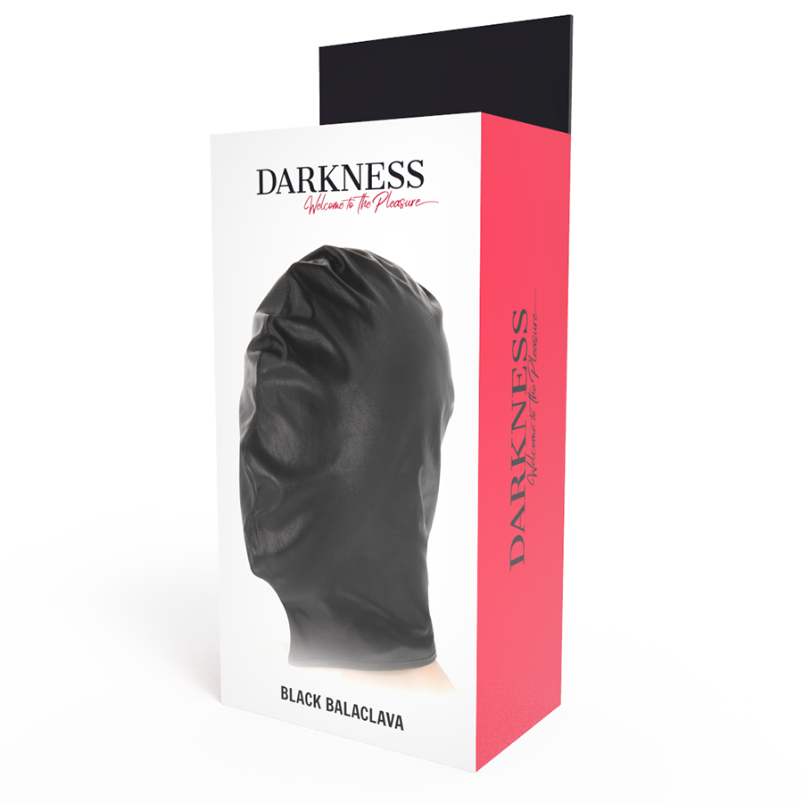 DARKNESS SUBJUGATION MASK BLACK