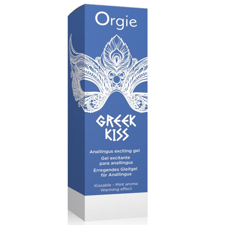 ORGIE GREEK KISS ANALLINGUS EXCITING GEL 50 ML