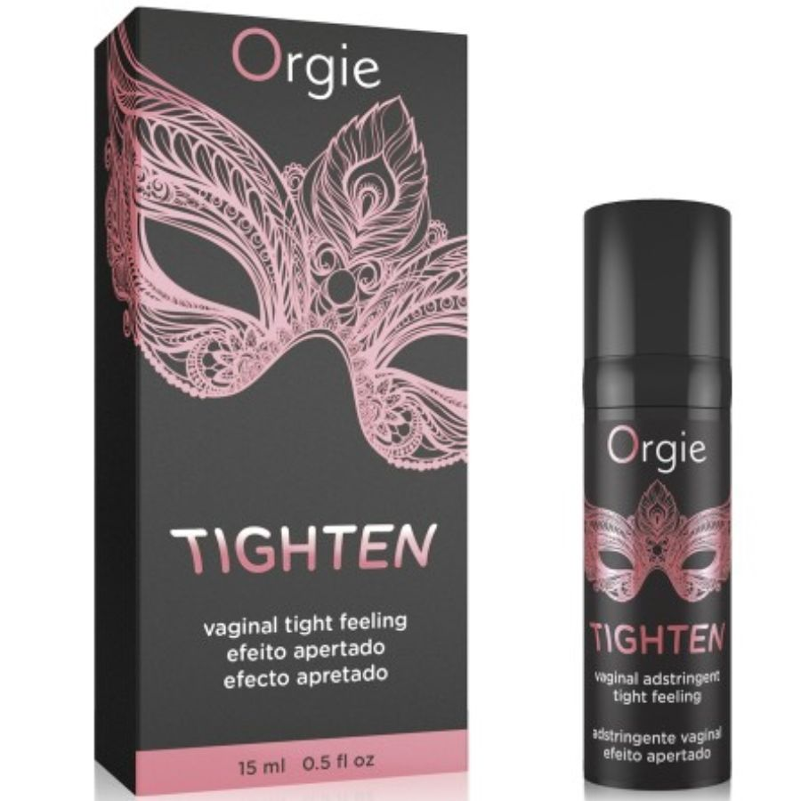 ORGIE TIGHTEN CREAM VAGINAL TIGHT FEELING 15 ML