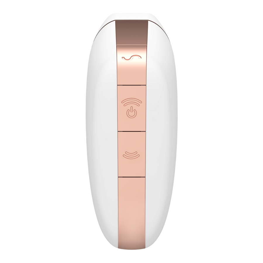SATISFYER CONNECT – LOVE TRIANGLE WHITE / GOLD