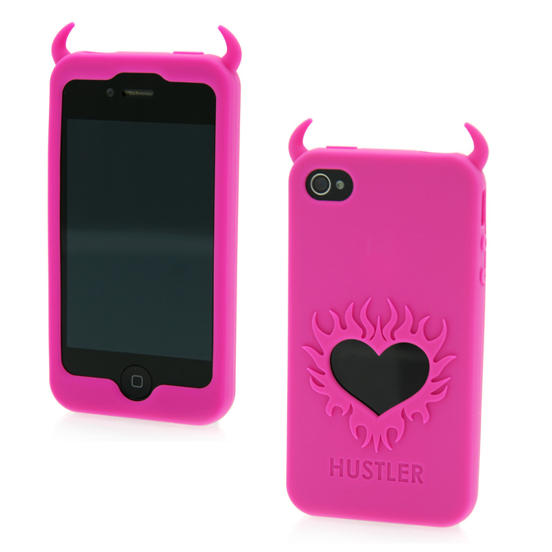 HustlerSiliconeiPhone4And4sPinkHornyHeartCase0.jpg